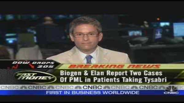 Breaking News: BIIB & ELN