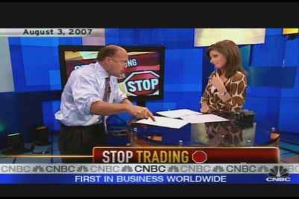 Cramer Revisits the 'Rant Heard Around the World'