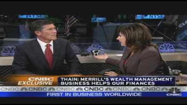 Thain on Merrill's Next Move, Pt. 2