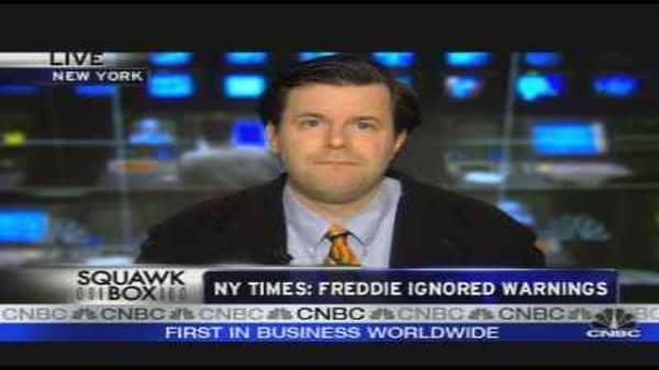 Freddie Ignored Warnings
