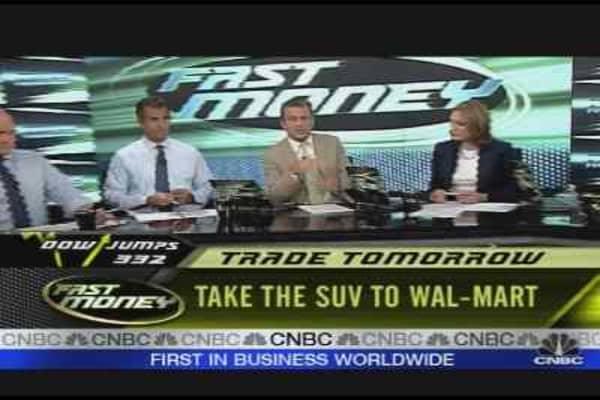 Tomorrow's Trades #1