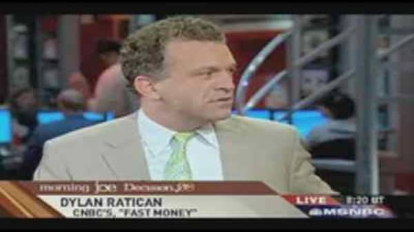 CNBC's Ratigan on the Economy