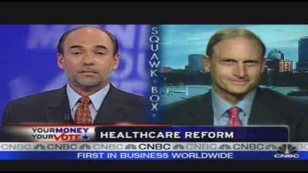 Politics & Healthcare Reforrm