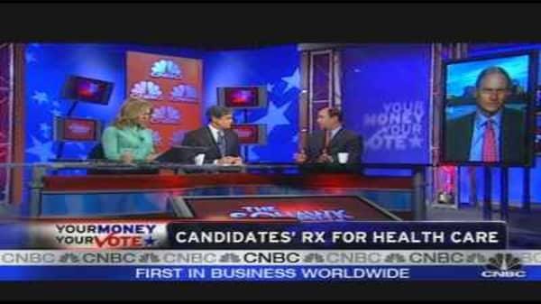 Healthcare: Dems vs. GOP