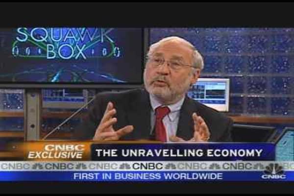 Stiglitz on the Credit Crisis