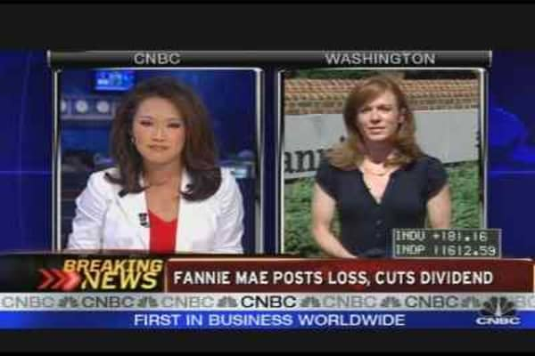 Fannie's Conference Call