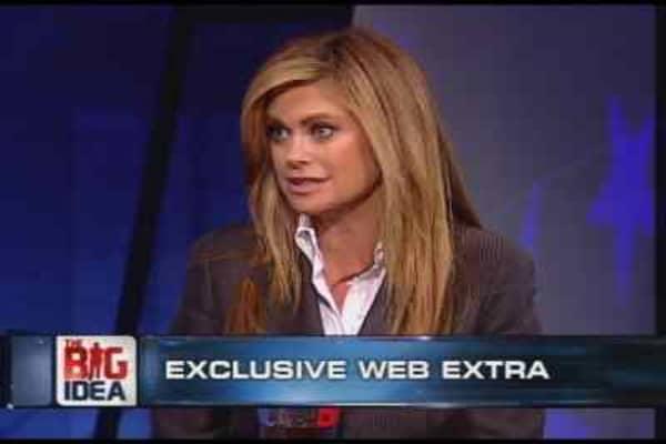 Web Extra: Kathy Ireland's Early Obstacles
