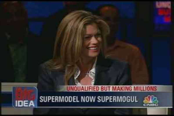 Supermodel to Supermogul