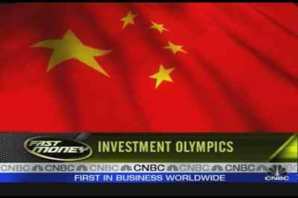 Investment Olympics