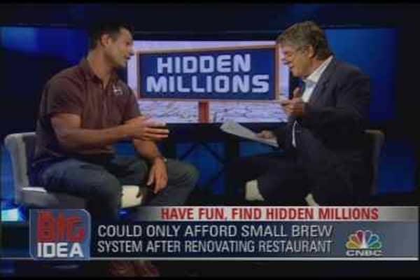 Find Hidden Millions