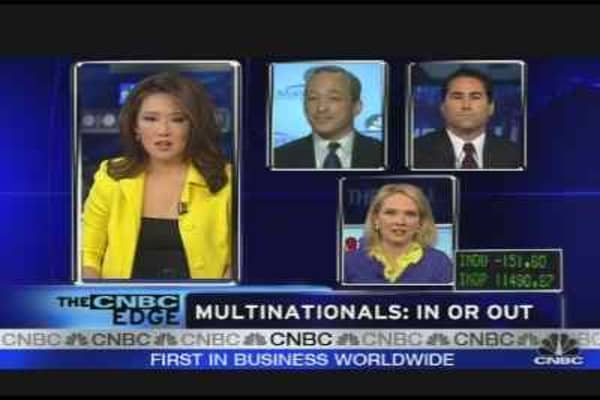 Multinationals: In or Out?