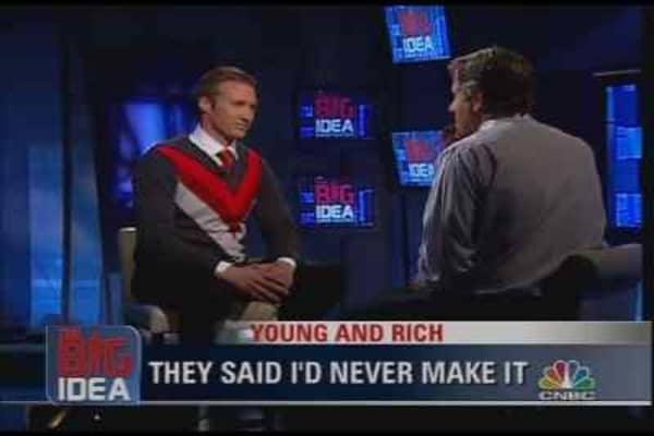 Ryan Blair: Young Millions