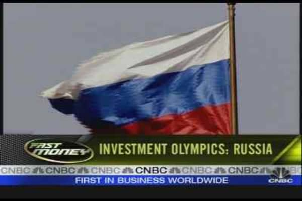 Investment Olympics: Russia