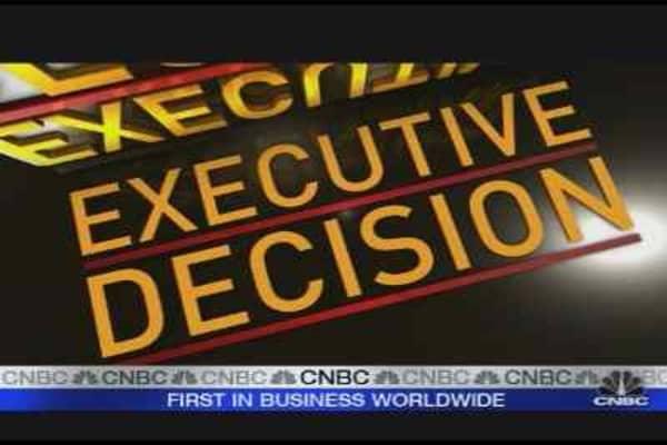 MCD CEO on Growth
