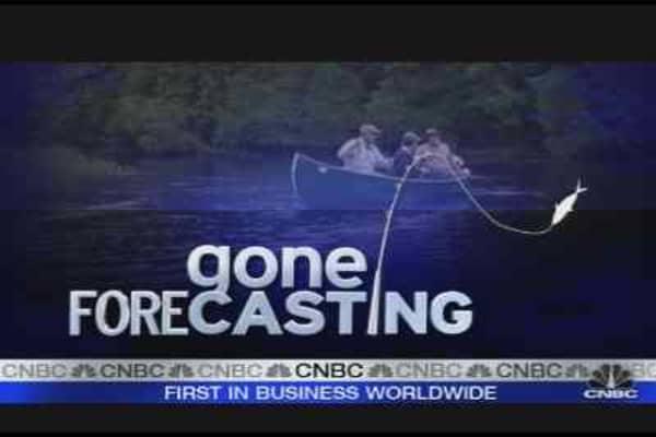 Gone Forecasting