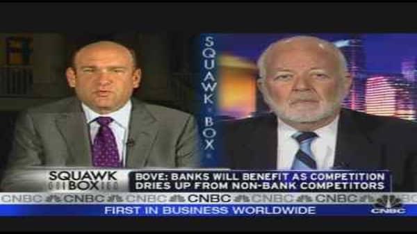 Fannie, Freddie & Financials