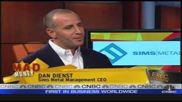 SMS CEO On Volatility