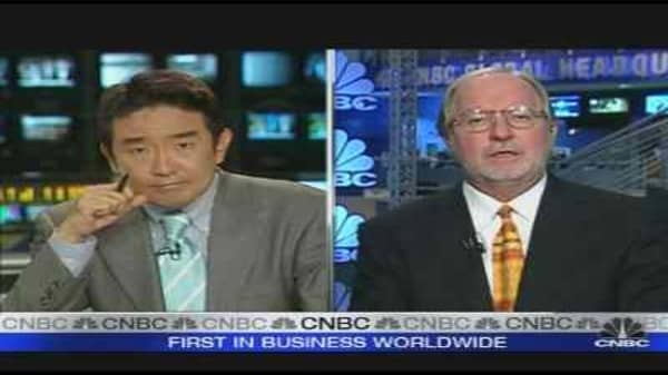 Gartman: Stock Prices May Have Hit Bottom
