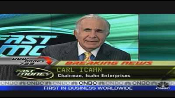 Icahn On Corporate Greed, Pt. 2