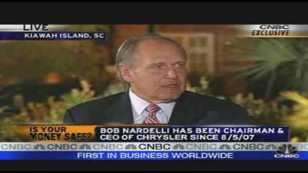 Nardelli on Chrysler's Future