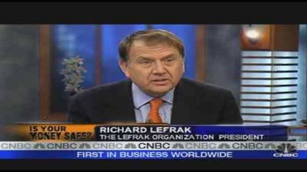 LeFrak on Commercial Real Estate