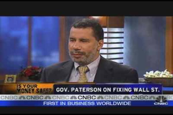 Fixing Wall Street