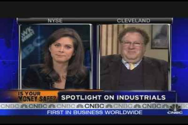 Spotlight on Industrials