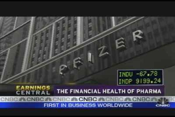 Healthy Drug Stocks