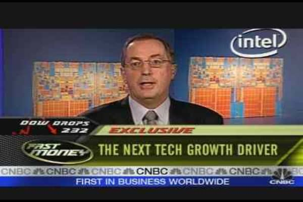 Intel CEO On Tech, Pt. 2
