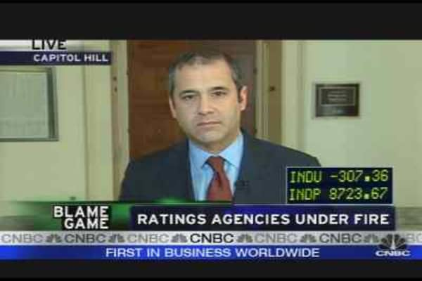 Rating Agencies Under Fire