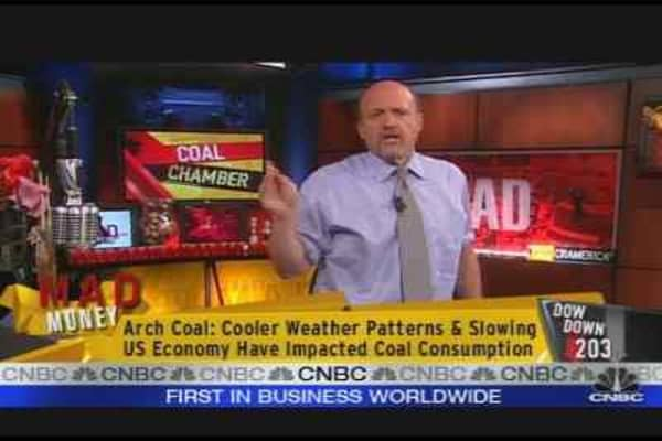 Arch Coal CEO on Coal Outlook