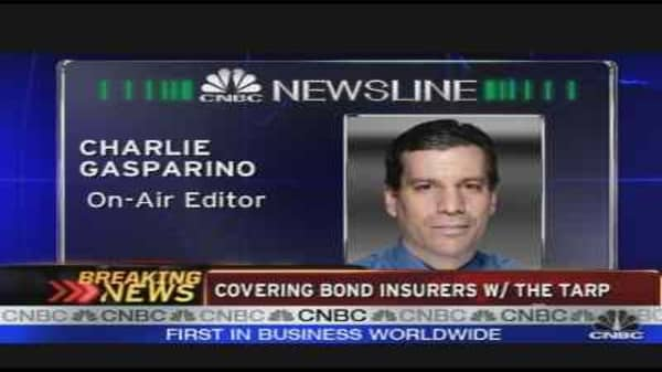 Covering Bond Insurers