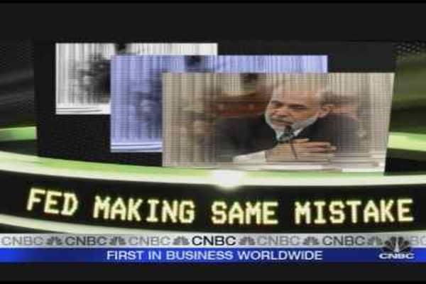 Fed Making A Mistake?