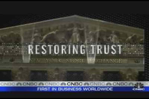 Restoring Faith