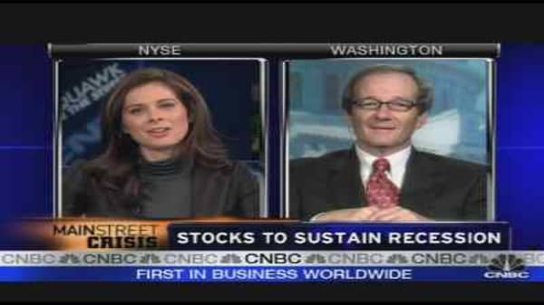 Stocks to Survive Recession