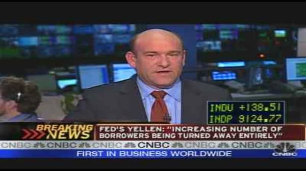Fed's Yellen Sounds Off