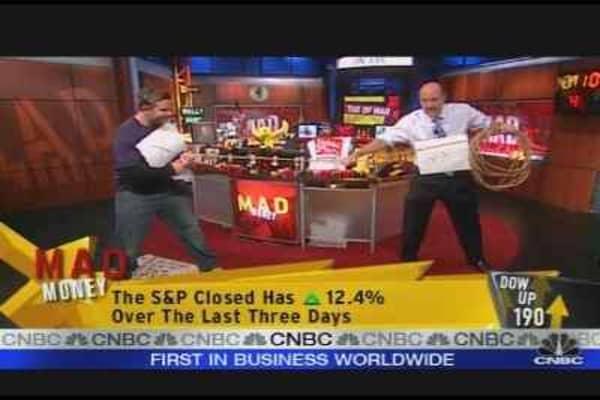 Cramer on the Markets