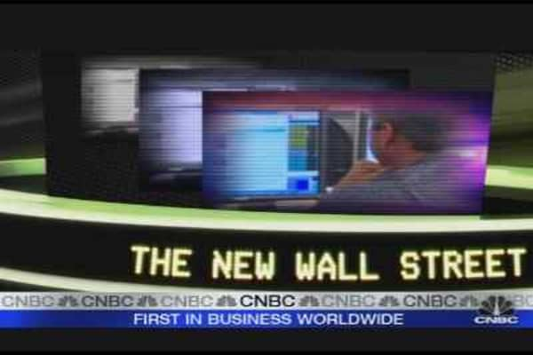 The New Wall Street