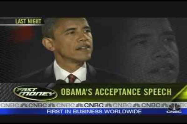Obama's Next Steps