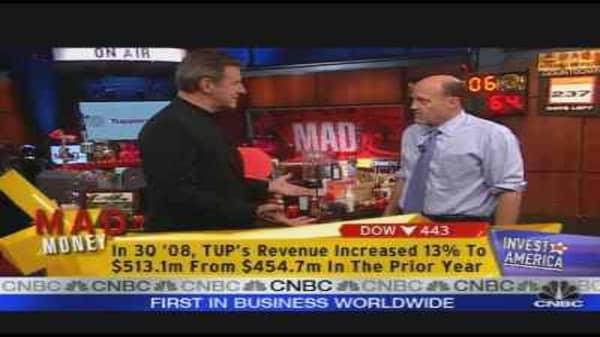 Investing in Tupperware