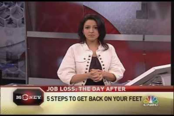 Job Loss: The Day After