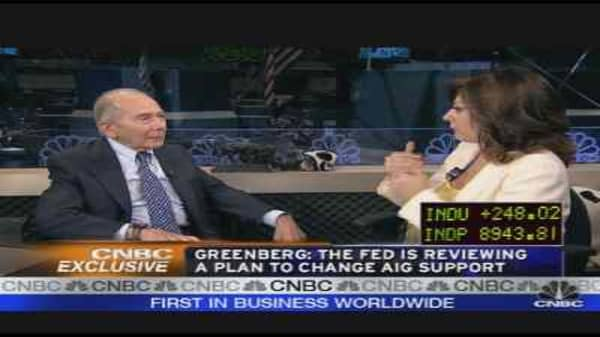 CNBC Exclusive: Hank Greenberg, Pt. 2