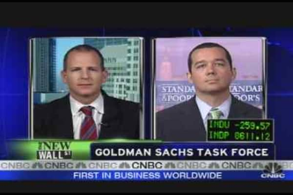 Goldman Lost the Midas Touch?