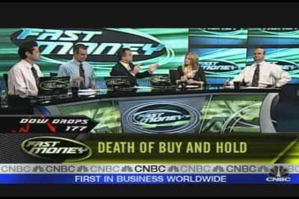 Death Of Buy & Hold