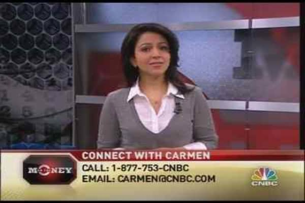 Connect With Carmen