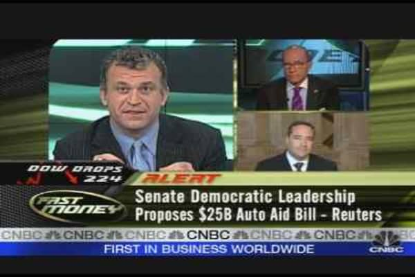 Dems Propose Auto Aid