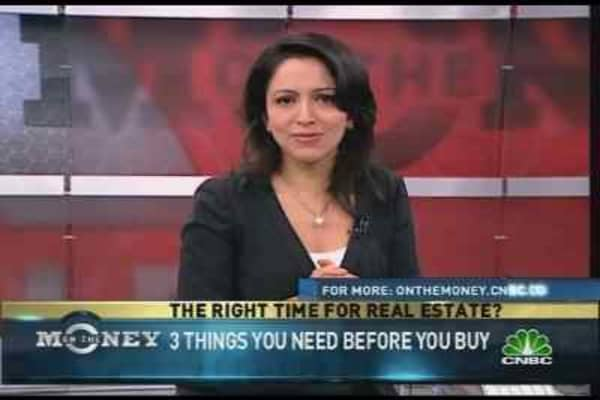 Realty: Time To Buy?