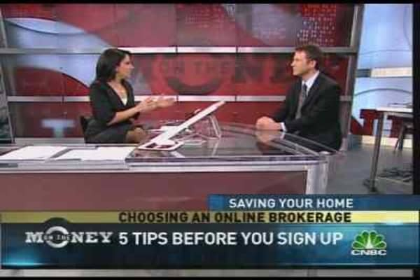 Choosing An Online Brokerage