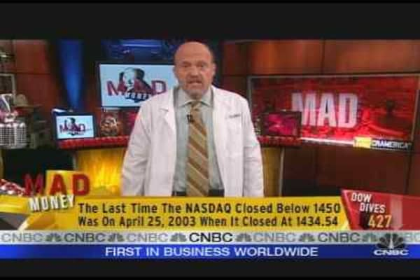 Cramer's Advice