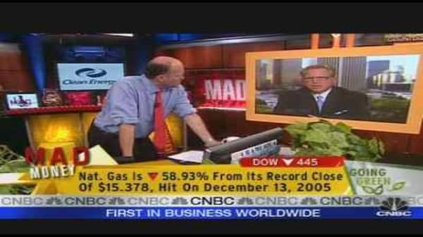 Cramer on Clean Energy Fuels